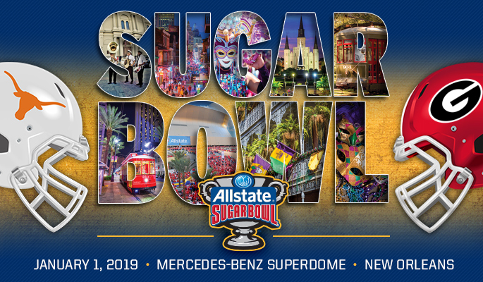 Sugar Bowl Watch Party
