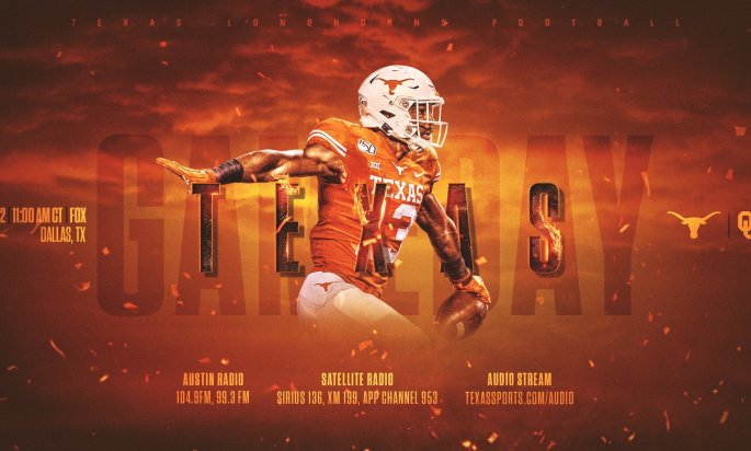 Texas vs. OU Red River Rivalry Game Watch