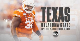 Texas vs. Oklahoma State Game Watch
