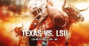 Texas vs. LSU Game Watch
