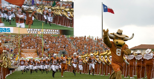 Texas vs. Iowa State Game Watch