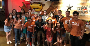 Student Send-Off & Celebration for UT Class of 2022