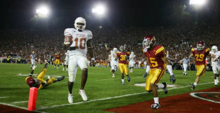 Texas vs. USC Game Watch